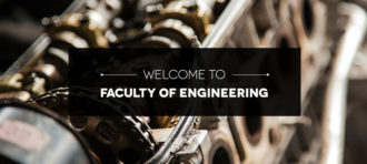 Welcome to Faculty of Engineering